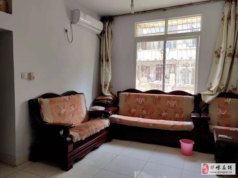 天庆小区2室2厅1卫38万元。拎包入住