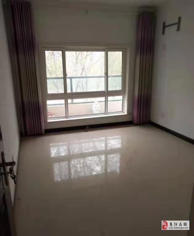 水木清华3室2厅南北通透大阳台储20平95万有证