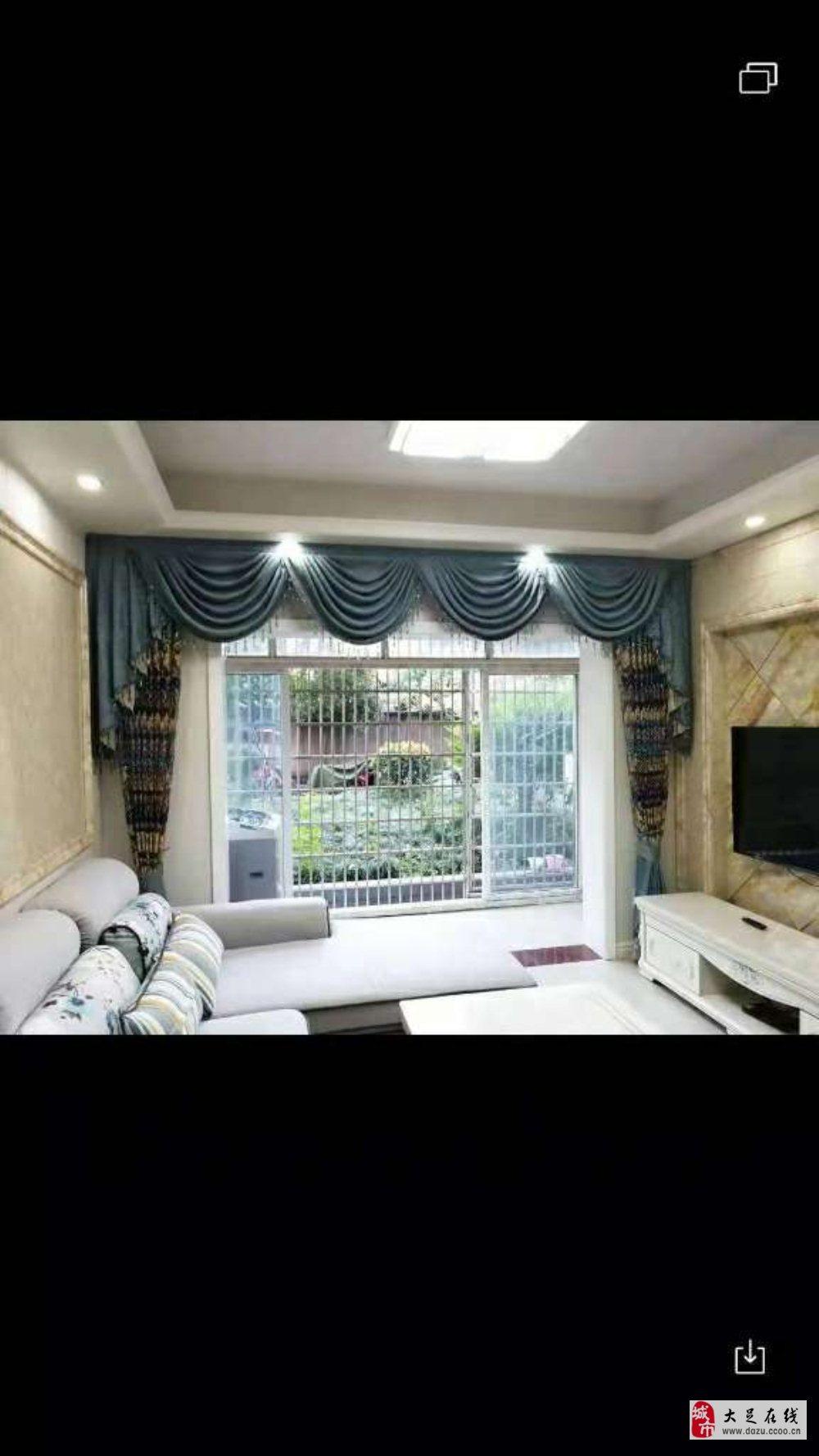 五金二期低樓層精裝三室急售