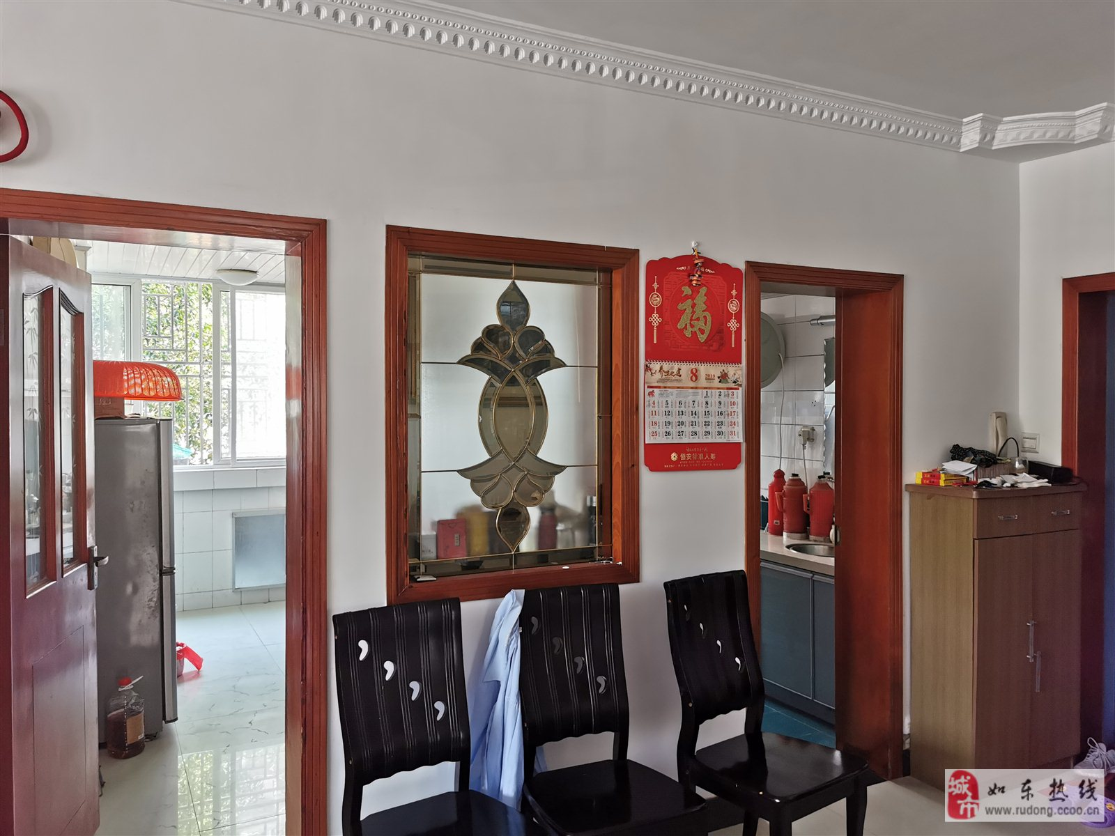 同業苑中裝101平米+朝南車庫26平米82萬元