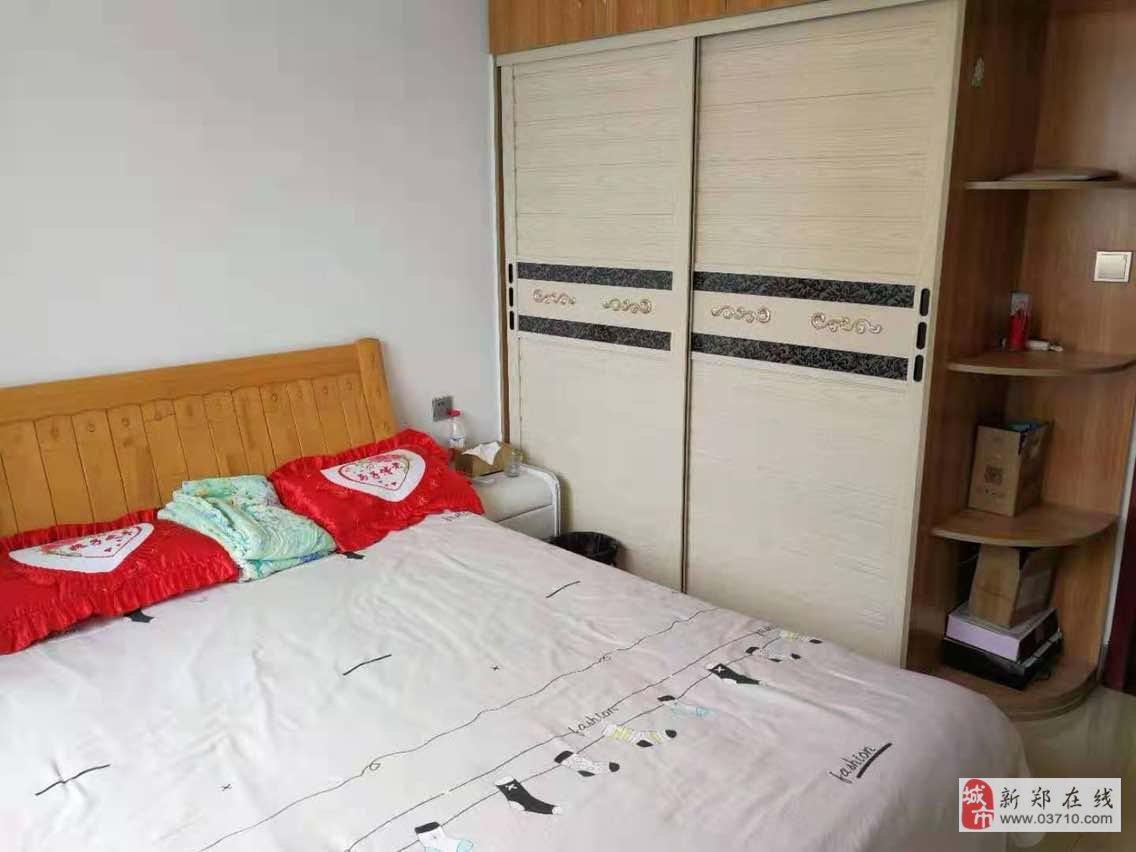 新鄭碧水藍天3室帶車位正常過戶3室2廳1衛100萬元