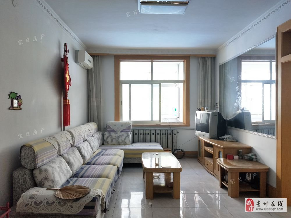 南阳和小区2楼82平2室带储藏室58万元