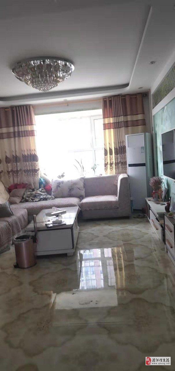 国富奥城3期3室精装修洋房高层6300一平