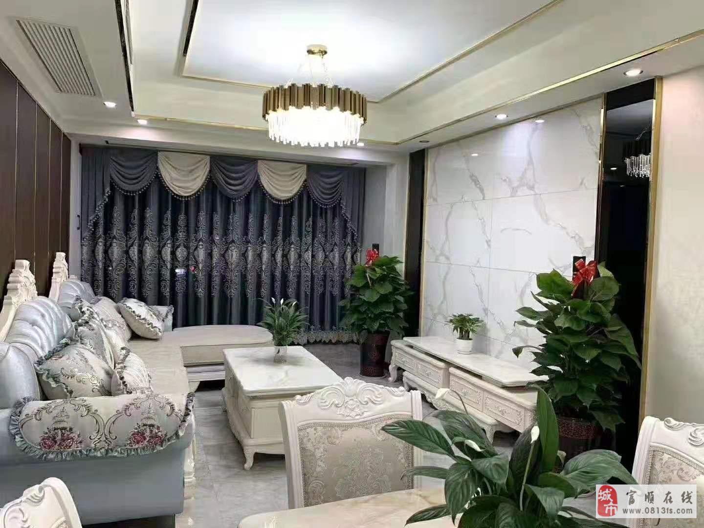 华英学区房小转盘滨江壹号3室2厅2卫73万元