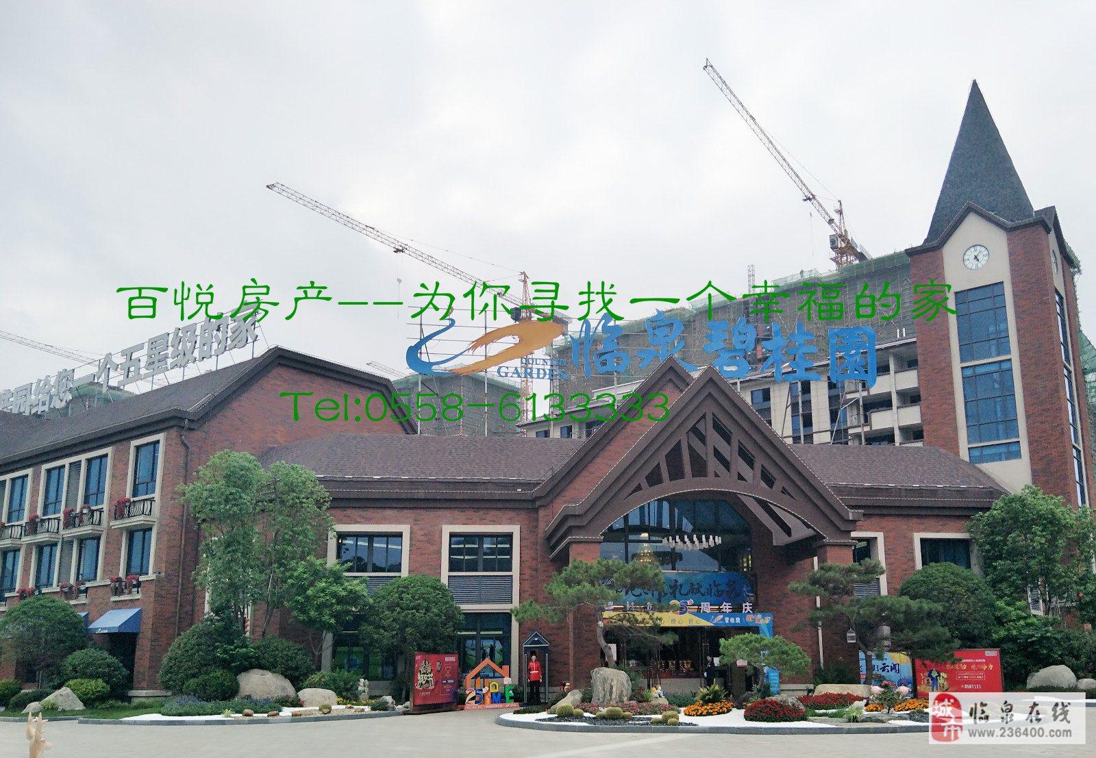 临泉碧桂园4室2厅2卫106万,经典户型看公园
