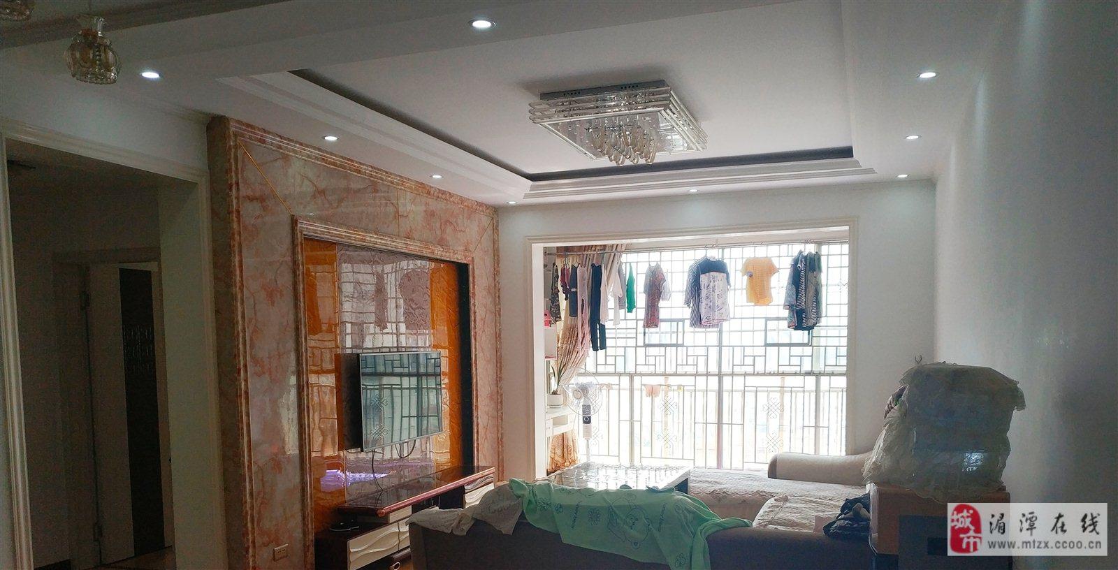 (496)盛世名城精装3室1厅2卫电梯房