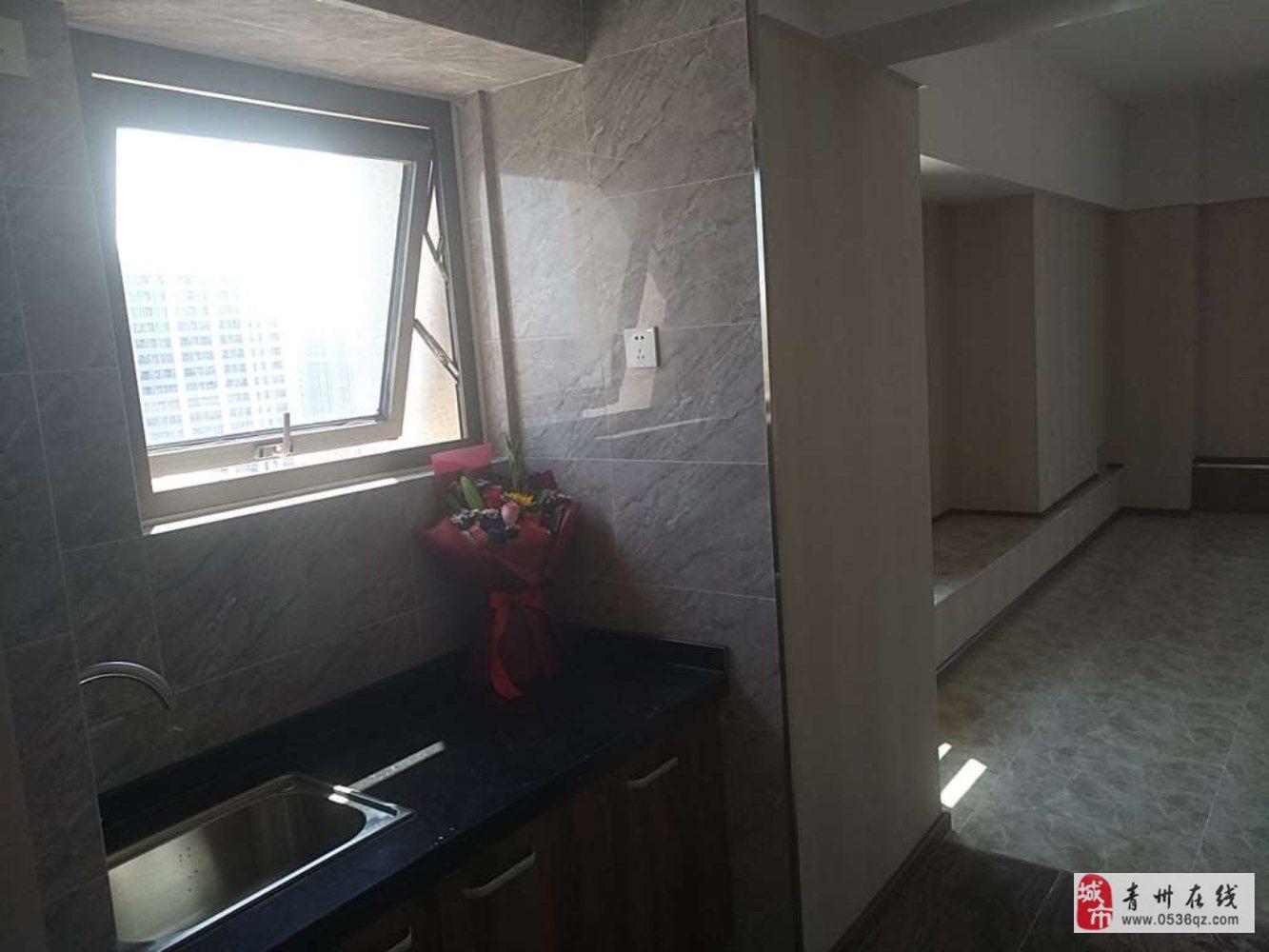 鸢飞国际公寓9楼精装66平58万改名按揭