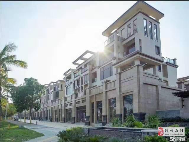城北世家,儋州新区别墅低于市场价40万带露台