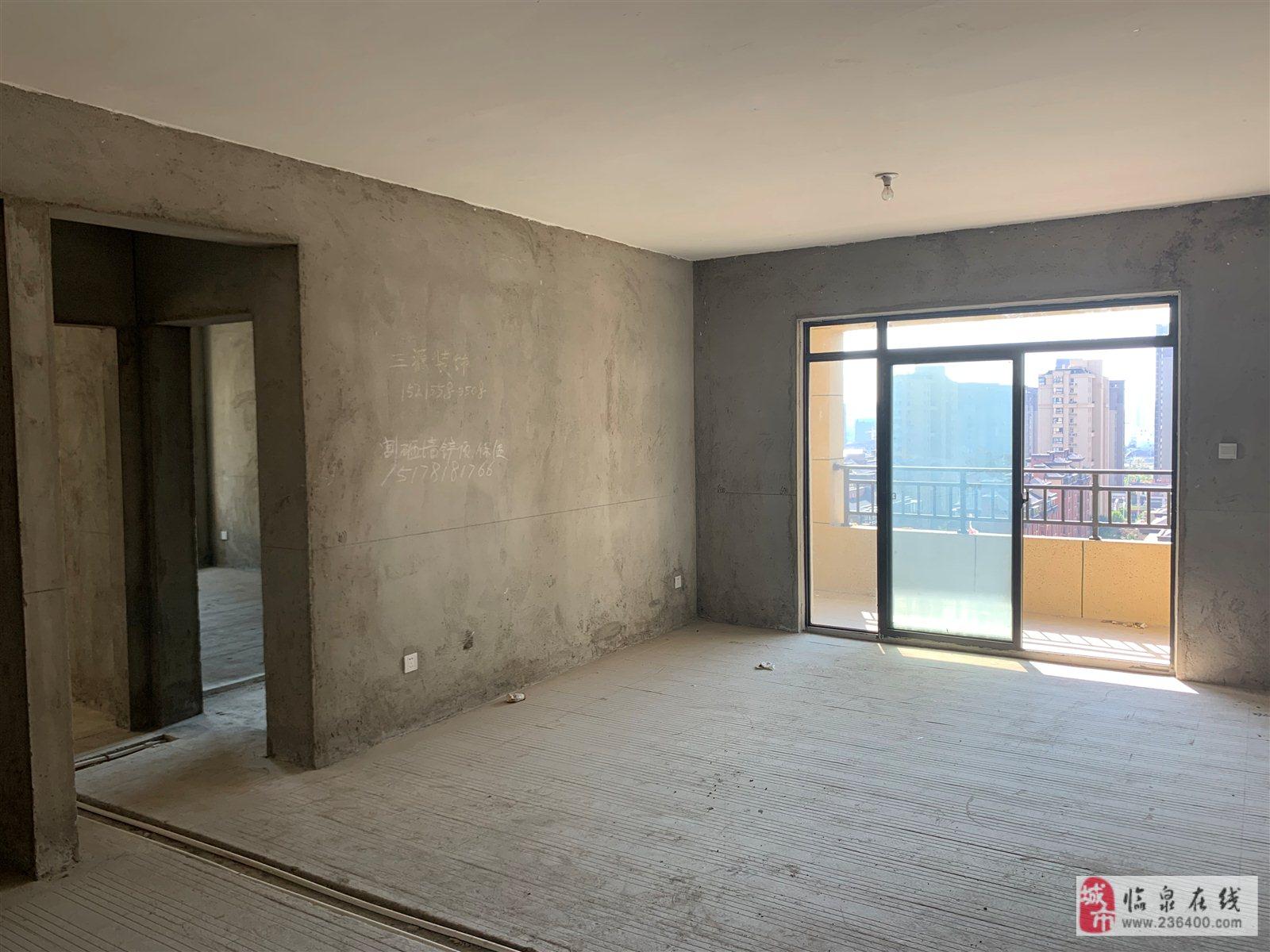 好房推荐:中泉首府4室2厅2卫100万元