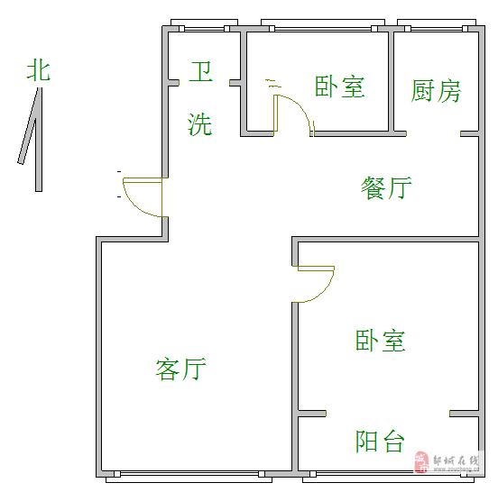 燕京二期128平米,带车库有阁楼,81万满五唯一