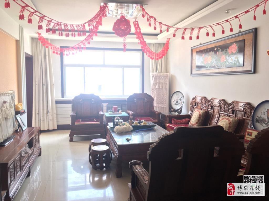 蒲姑花园3室2厅1卫115万元