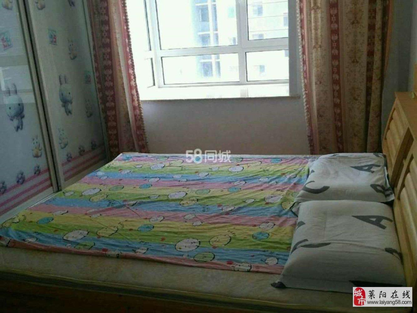 阳光城80平2室精装现房65万元
