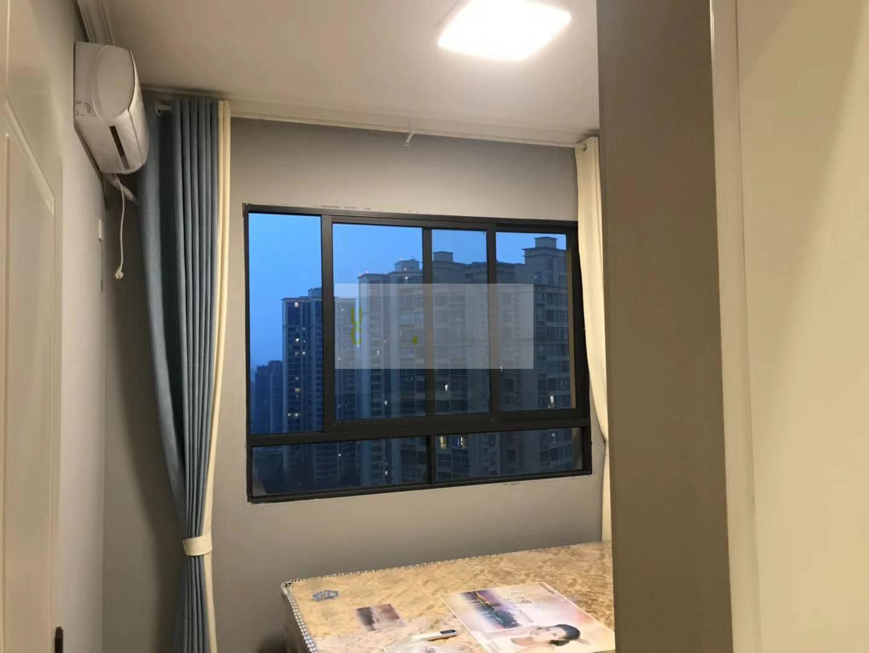 新港华府77平米中庭两房畅享品质生活
