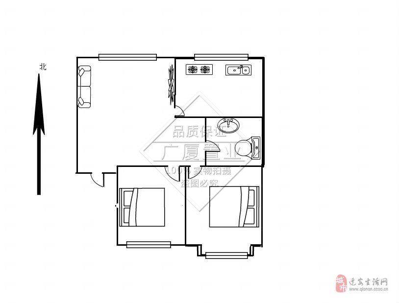 安順家園2室2廳1衛60萬元便宜出售