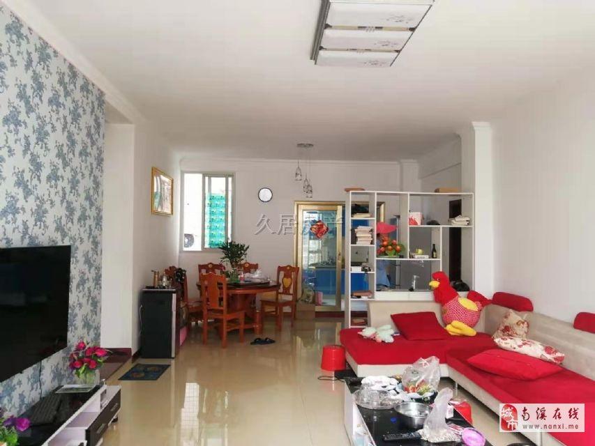 洪城风尚精装大三室两厅,家具家电全齐,拎包即可入住