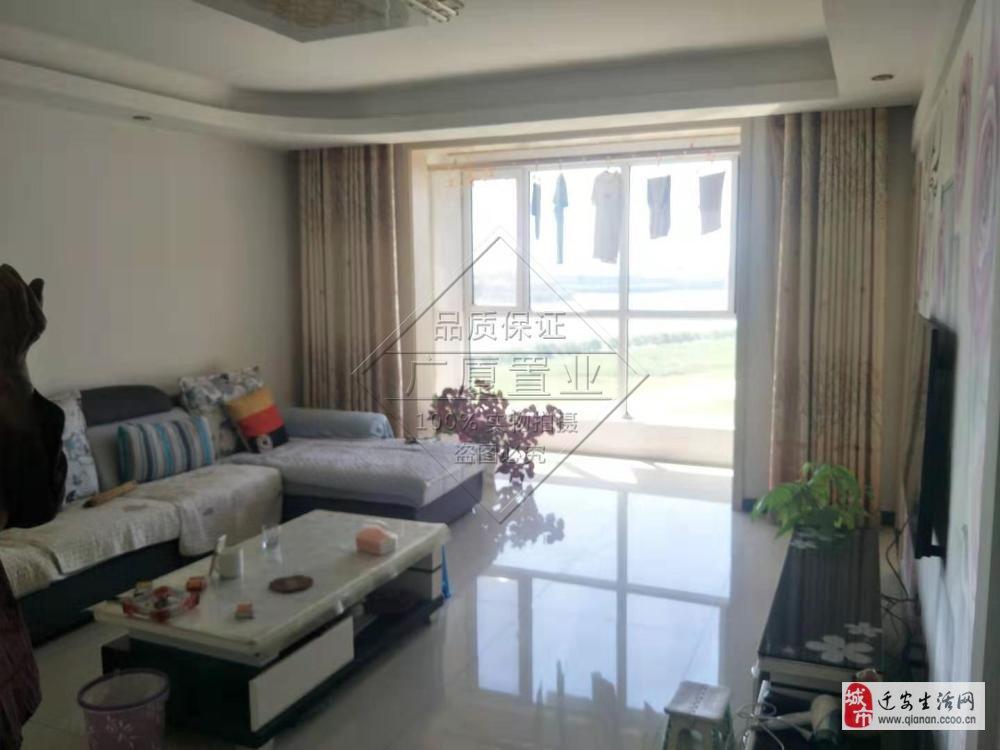 湖景花苑3室2廳1衛精裝修黃金樓層拎包入住