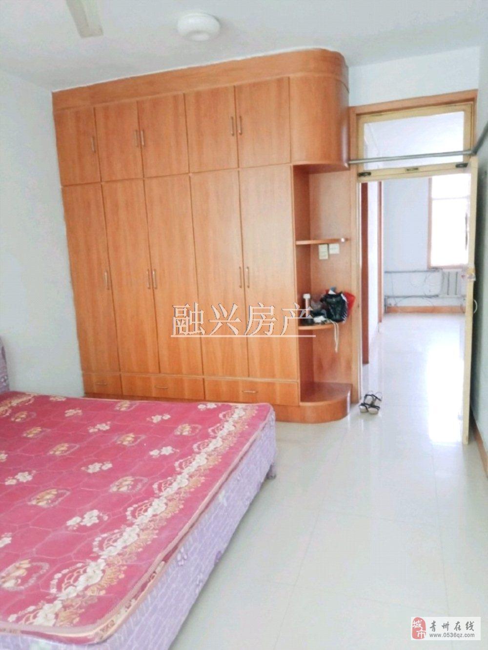 帆布廠宿舍2樓82平米精裝3室1廳1衛59萬元