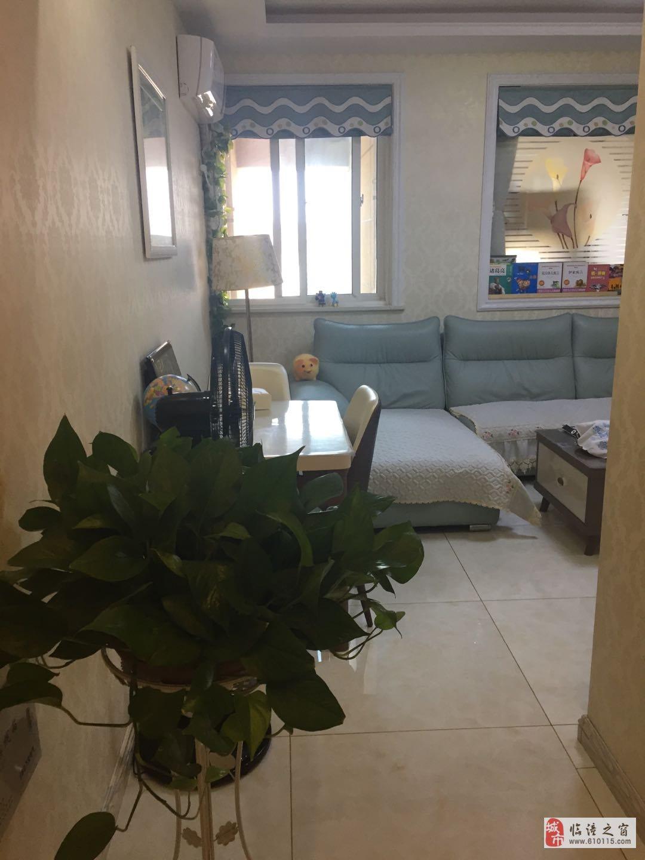 新地标温泉花园2室1厅1卫学区房