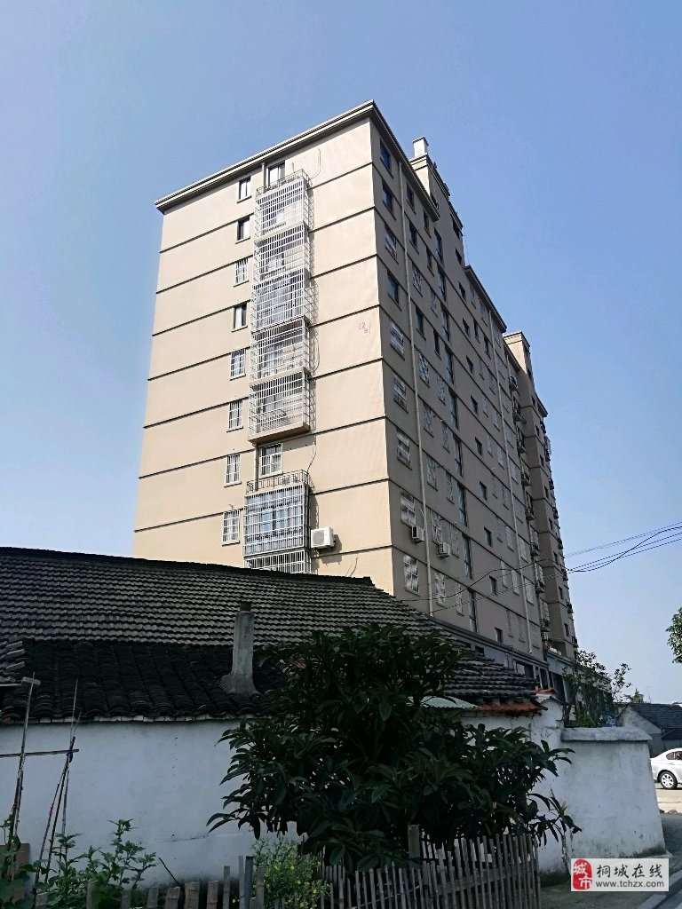 桐城中学附近金凯大都会隔壁两室两厅钻石楼层60