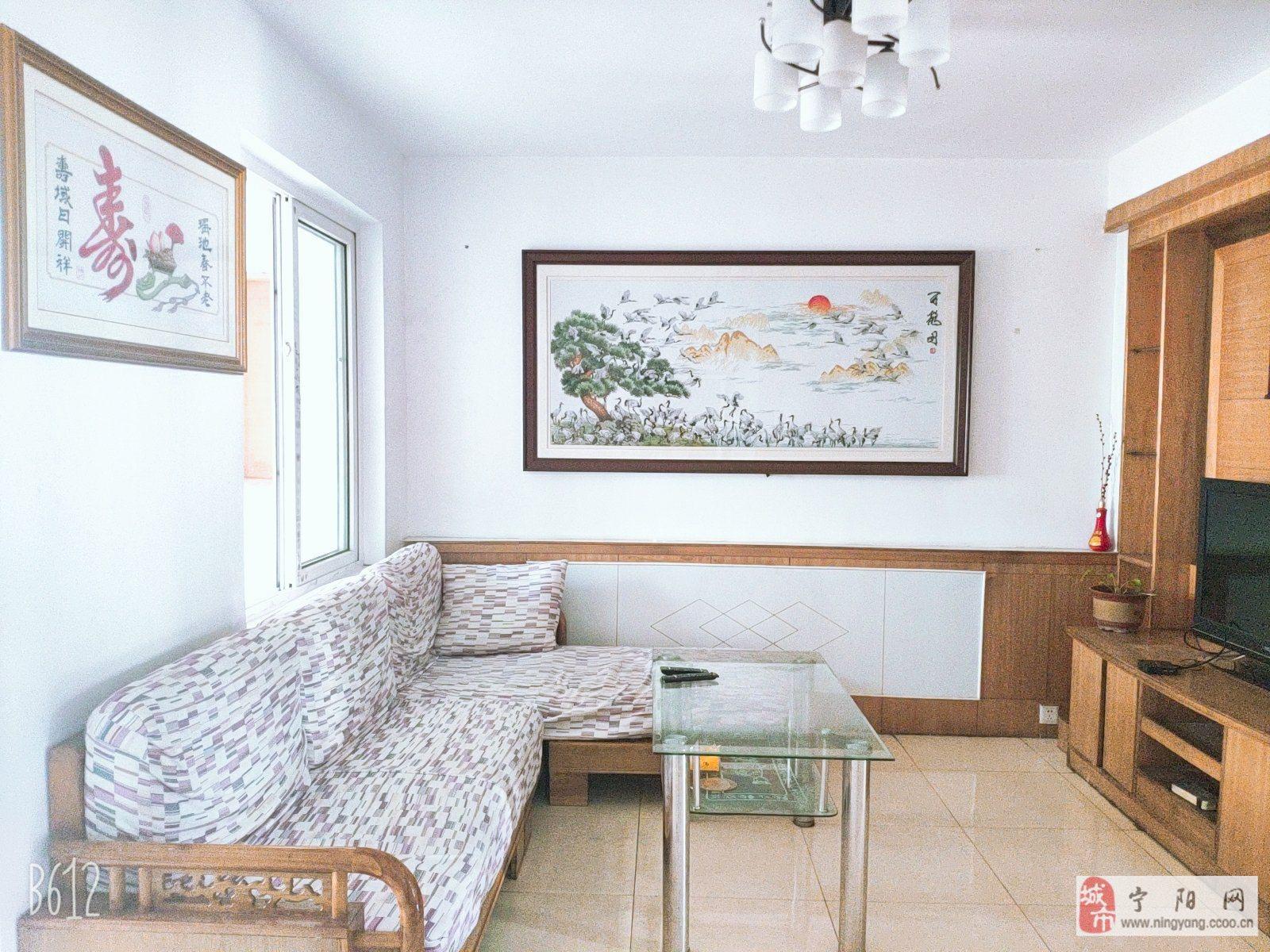 宁馨园小区,两室可改三室,南北通透户型,看房方便