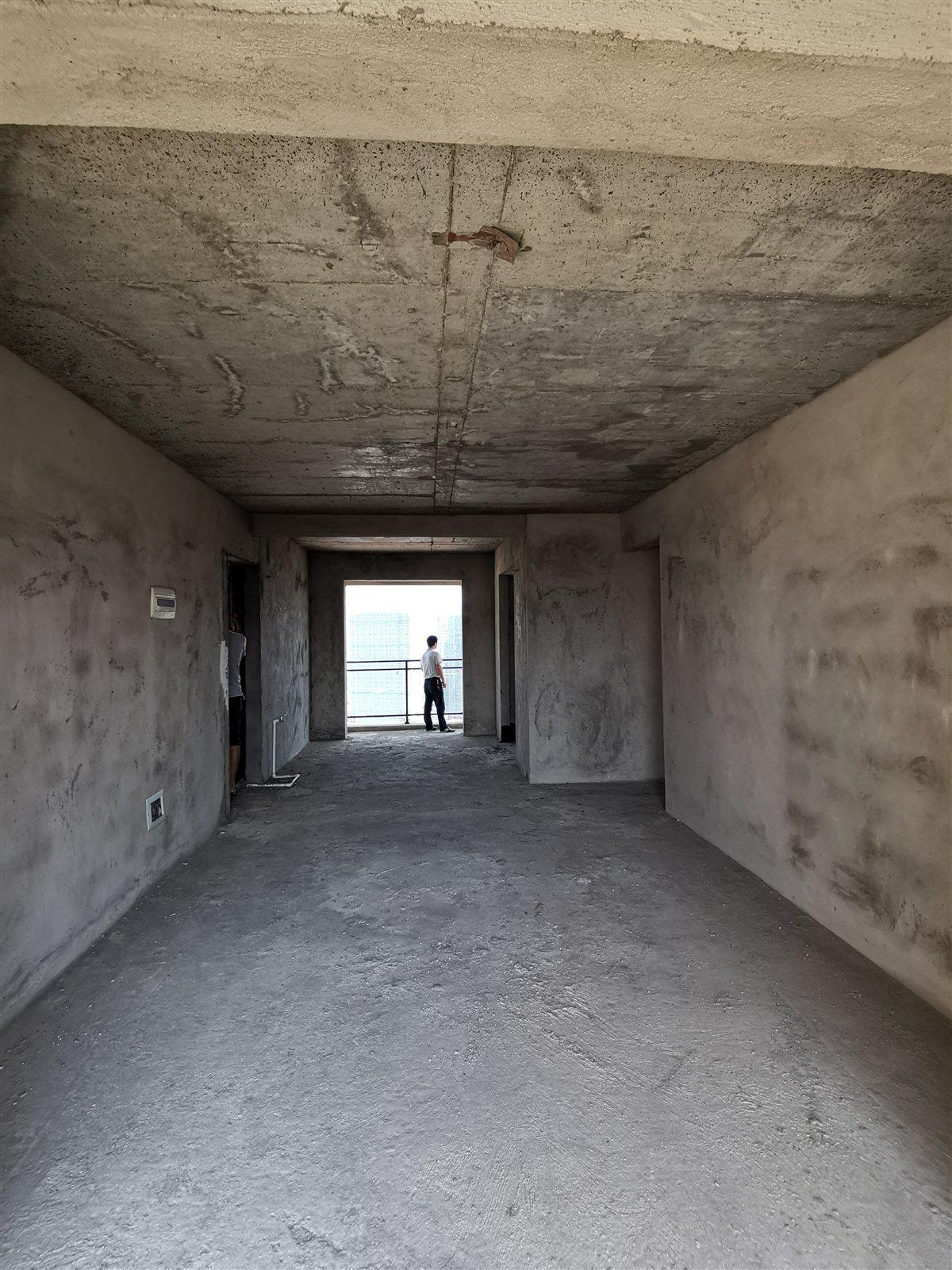 桃江龙城高层毛坯大三房南向前后无遮挡