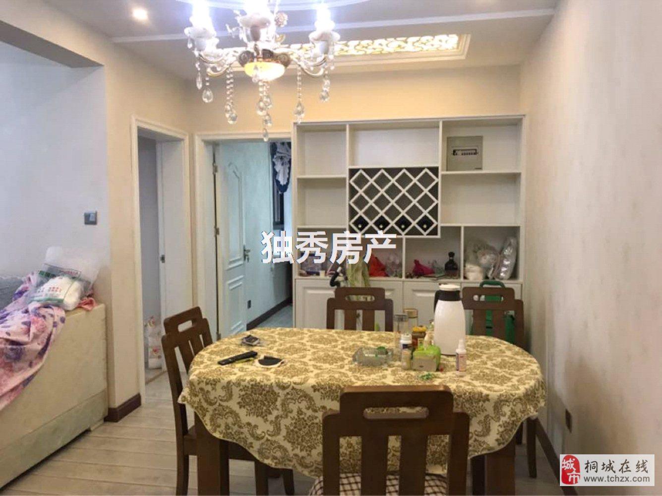 鸿润·龙腾首府3室2厅1卫76万元