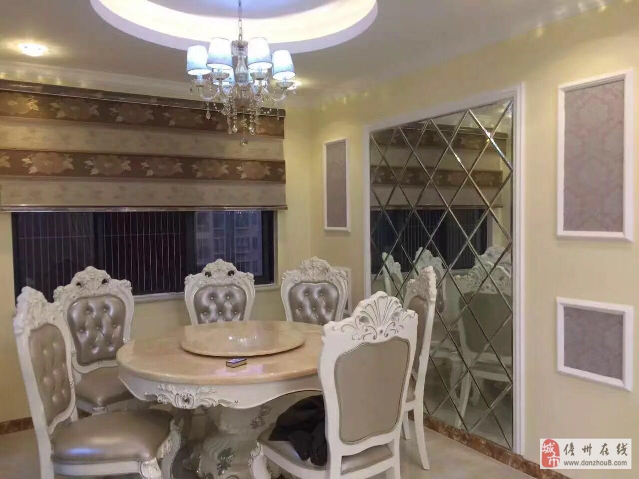 花园小区3室2厅1卫50万元,阳台朝大路,空气好