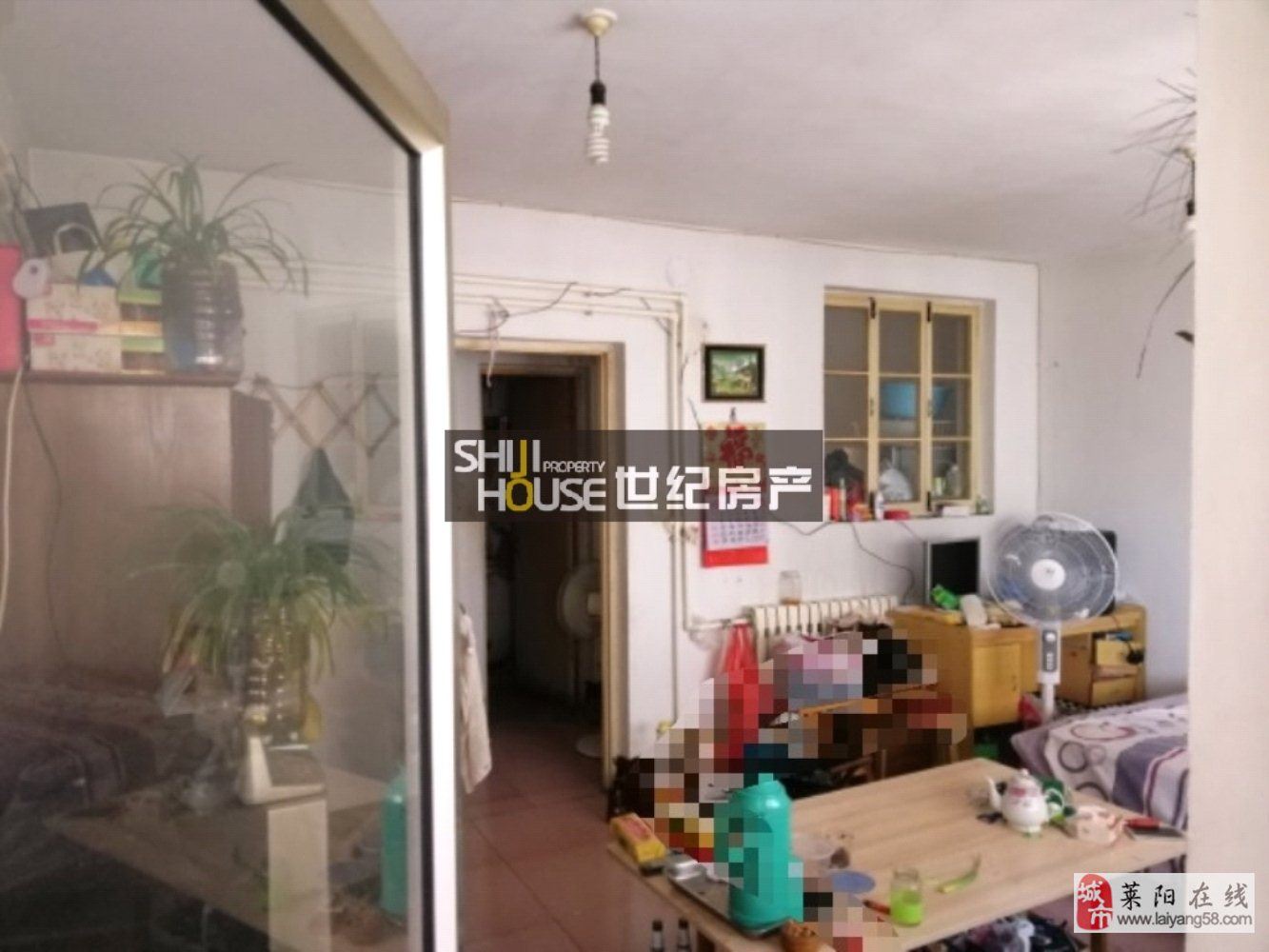 文昌片东山小区2楼2室带地上小房35万