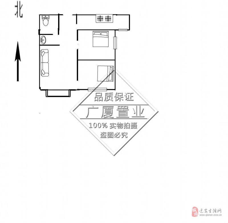 傳世家2室1廳1衛66萬元精裝修便宜出售