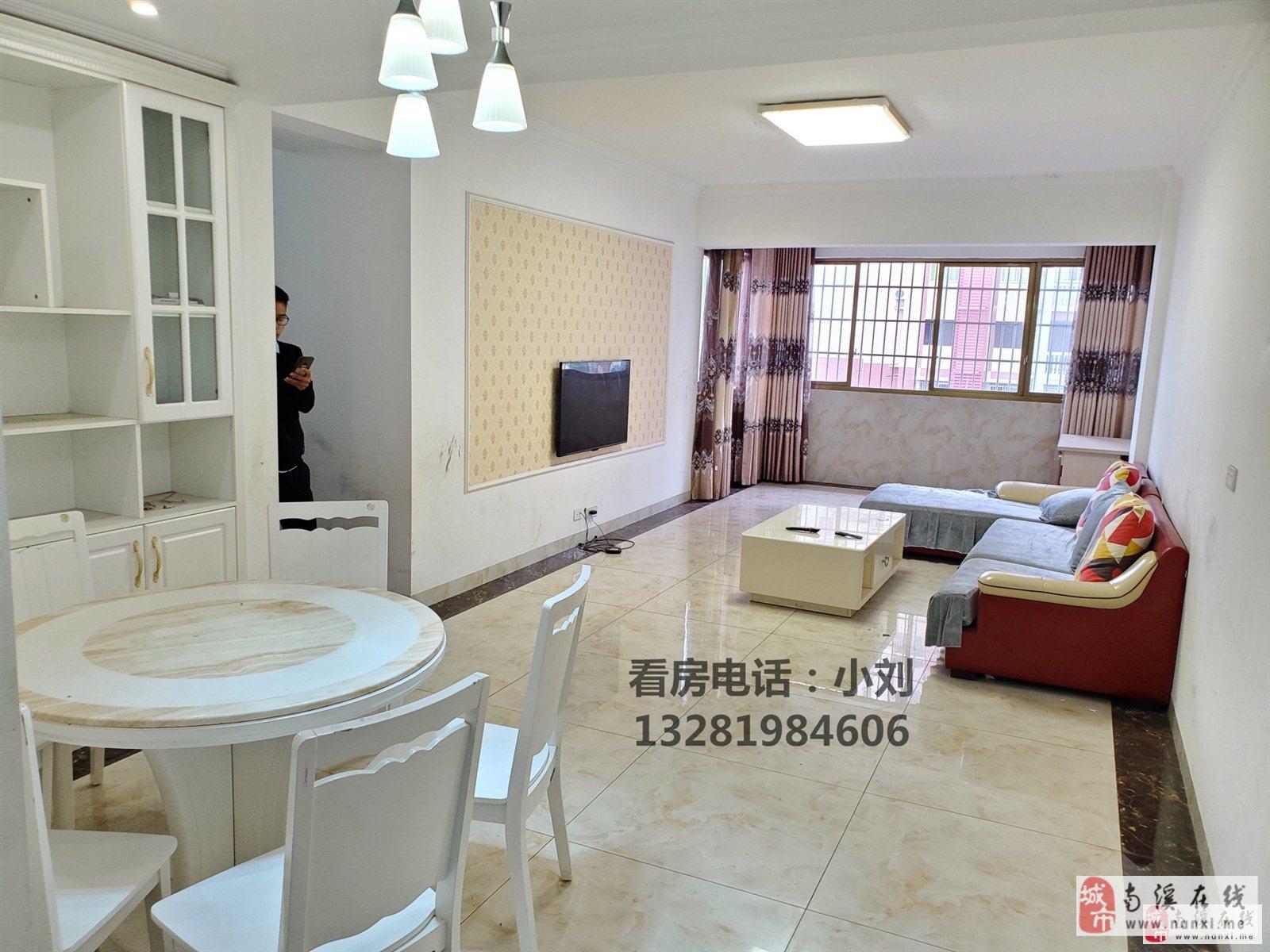 新城区 水岸欧韵 精装大3室2卫 户型完美 超大赠送面积