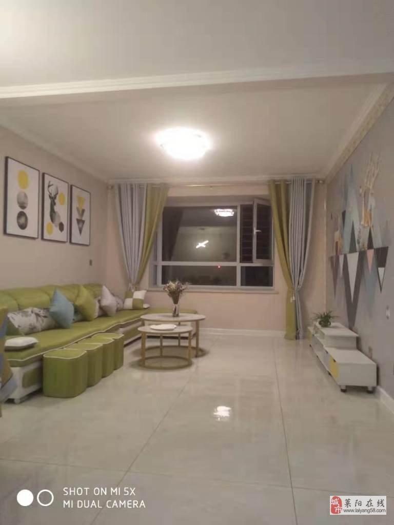 阳光城3室2厅1卫80万元