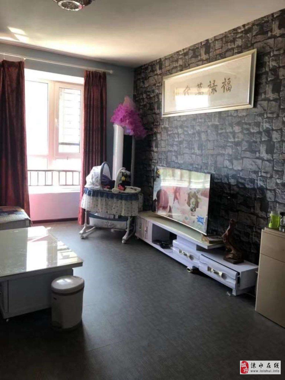 西苑华庭精装两居室,有本,单价9500/平,买完即