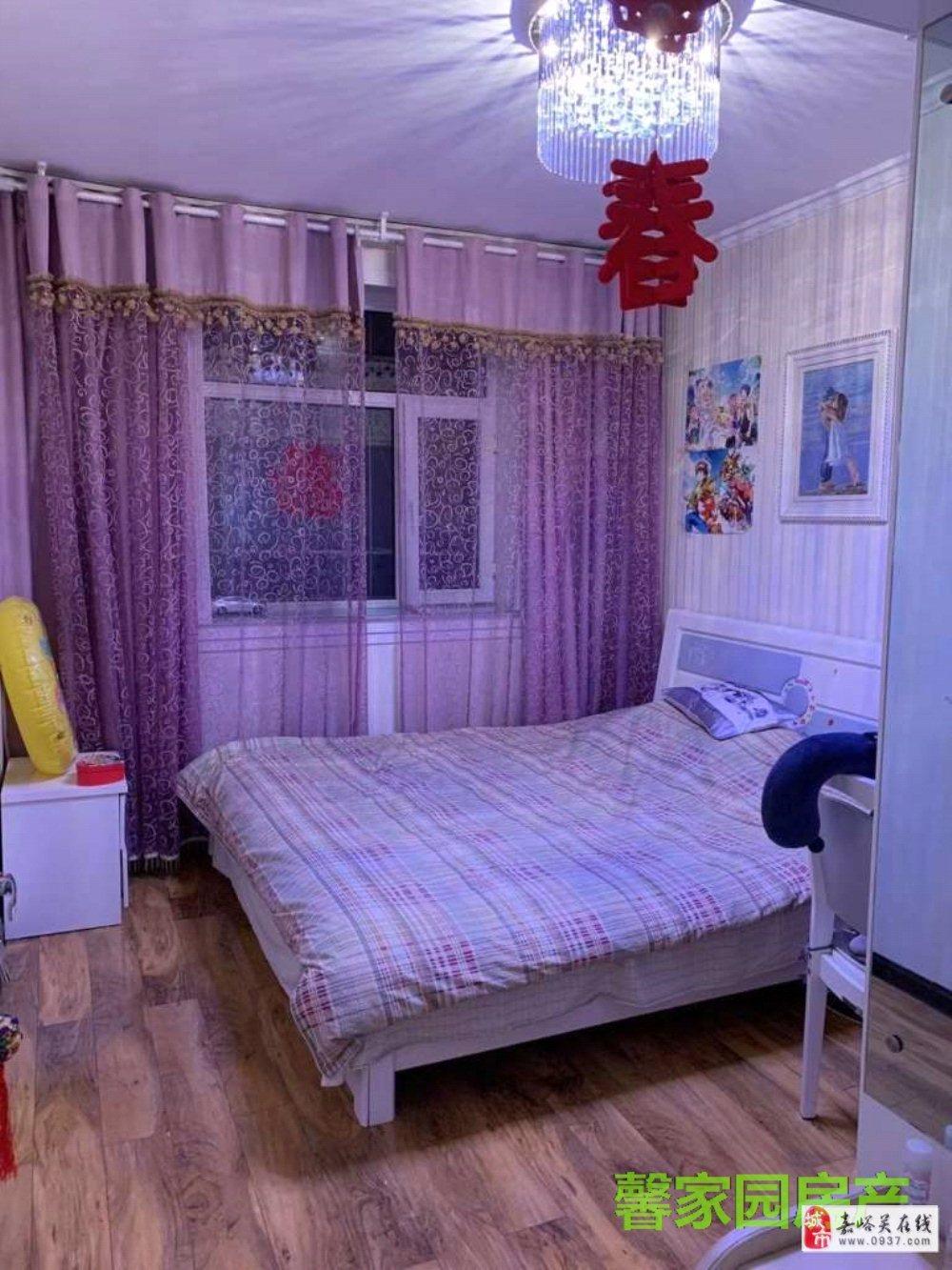 明珠花園拎包花園精裝2室2廳1衛43萬