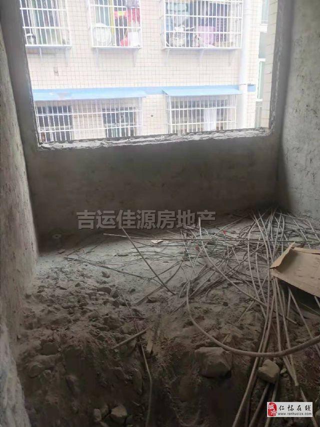 姜家寨小產權電梯房毛坯3室1廳1衛58.6萬元