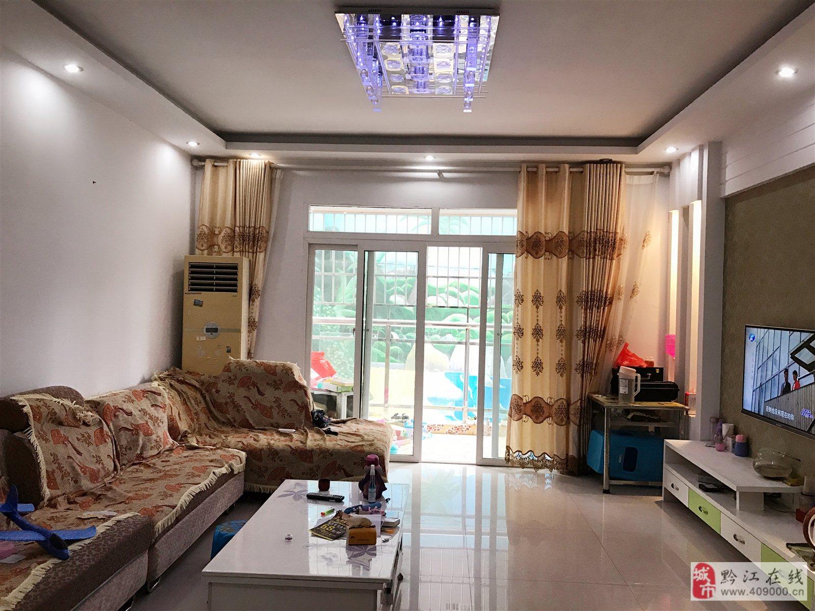 威肯领秀江山3室2厅2卫68.8万元
