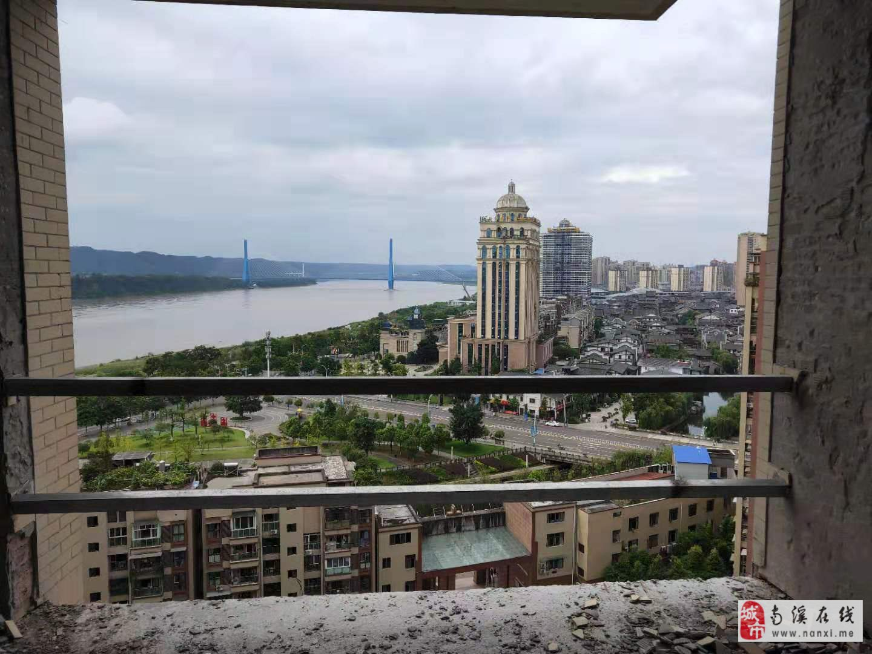 凱麗香江樓中樓動態分區超大觀景陽臺視野開闊