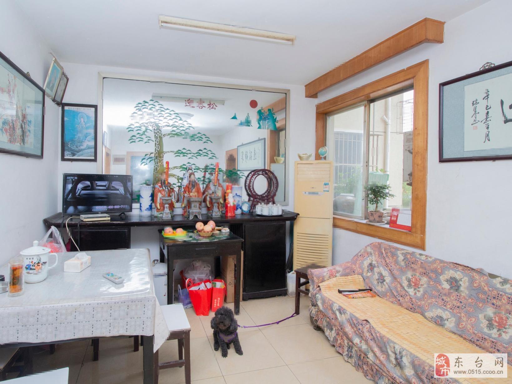 新桥小区2室1厅1卫54.8万元