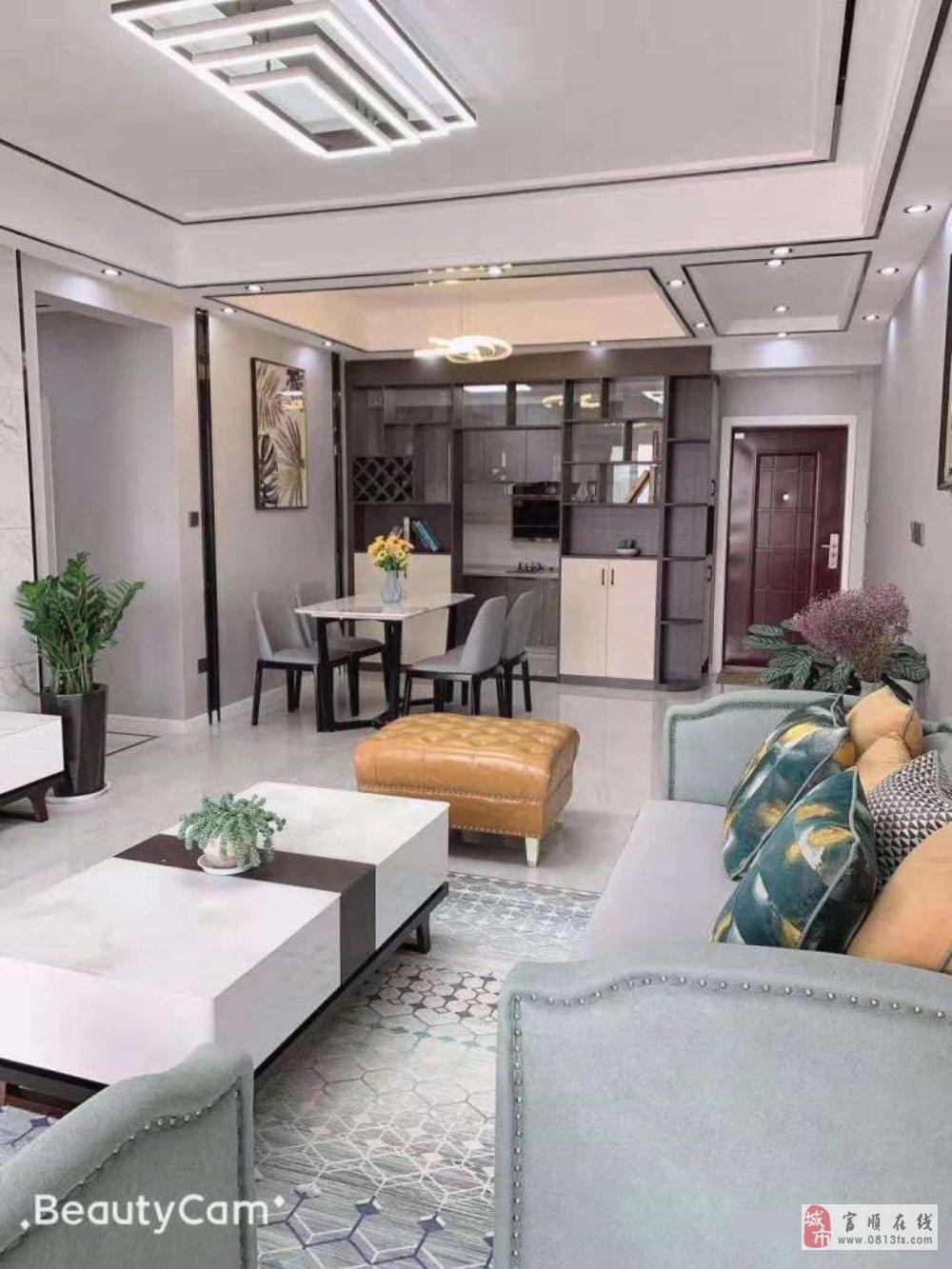 急售滨江壹号全新精装3室2厅2卫79.8万元