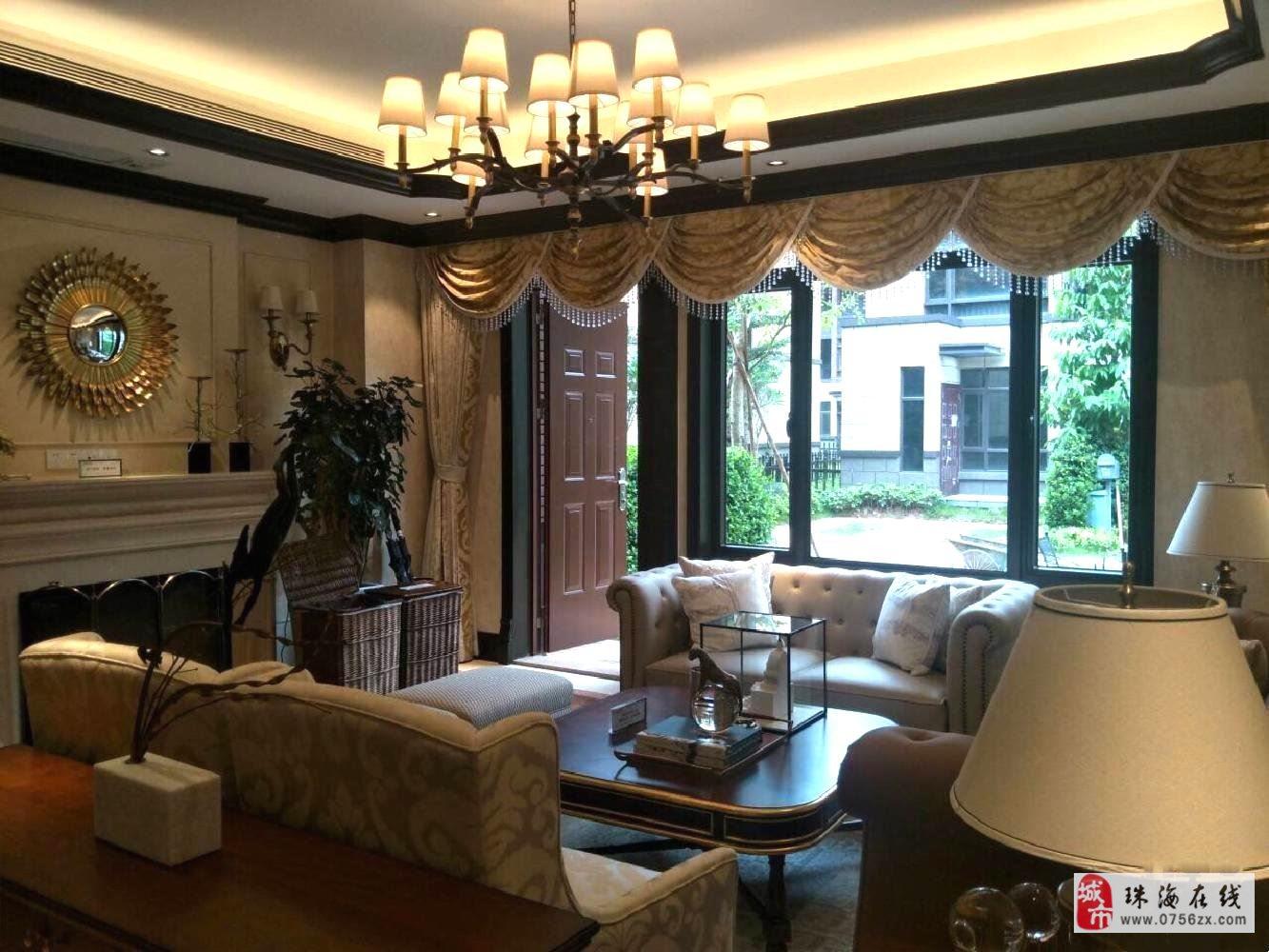 外地客戶可購,總價300萬買別墅現樓,實用率超高,送花園車庫
