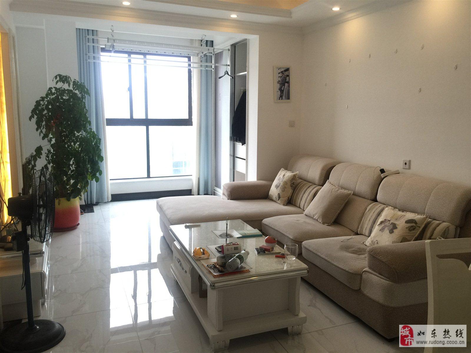 雨润广场精装修2室2厅1卫88平米102.8万元