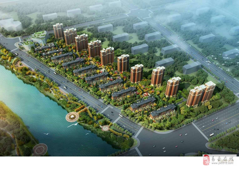 易县印象城滨江悦新楼出售81.6和75平两居室