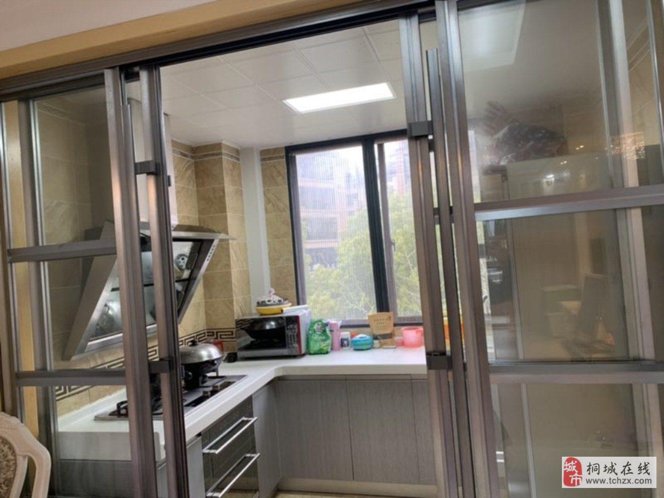 急售开发区新东方精装三房边户全屋地暖铂钻三楼