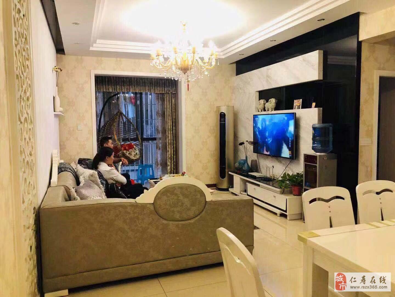 荟城A区3室2厅2卫79.8万元电梯房拎包入住