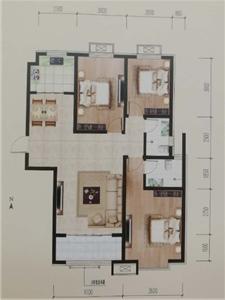 盛世华庭 9 楼或 16 楼