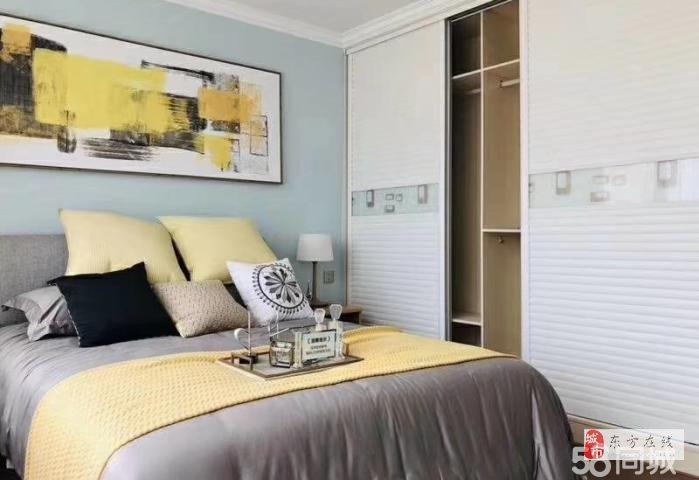 东方君悦3室2厅1卫68万元拎包入住