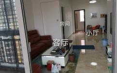 万博manbetx水晶宫伟业西城国际2室2厅1卫73万元包过户