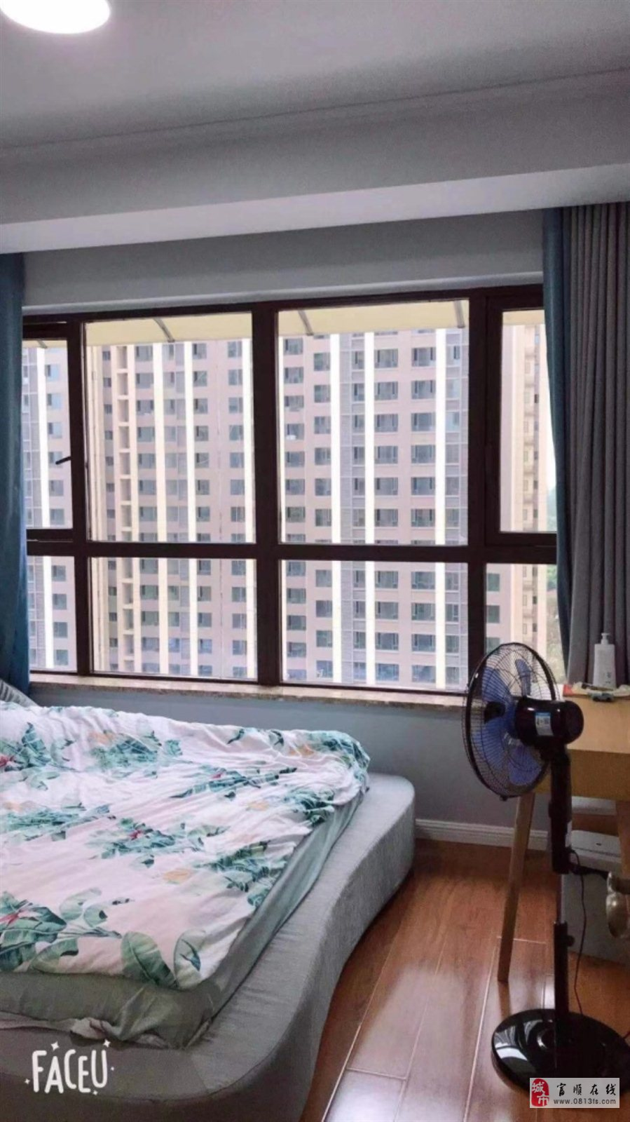 时代广场小区繁华中心地3室2厅2卫85万元