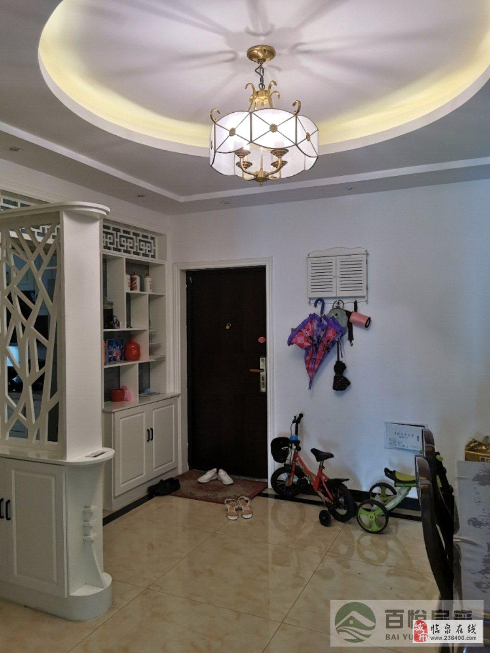 急售:中泰锦城精装温馨小两室中间楼层送装修