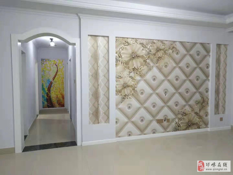 银丰苑3楼套三精装140平米