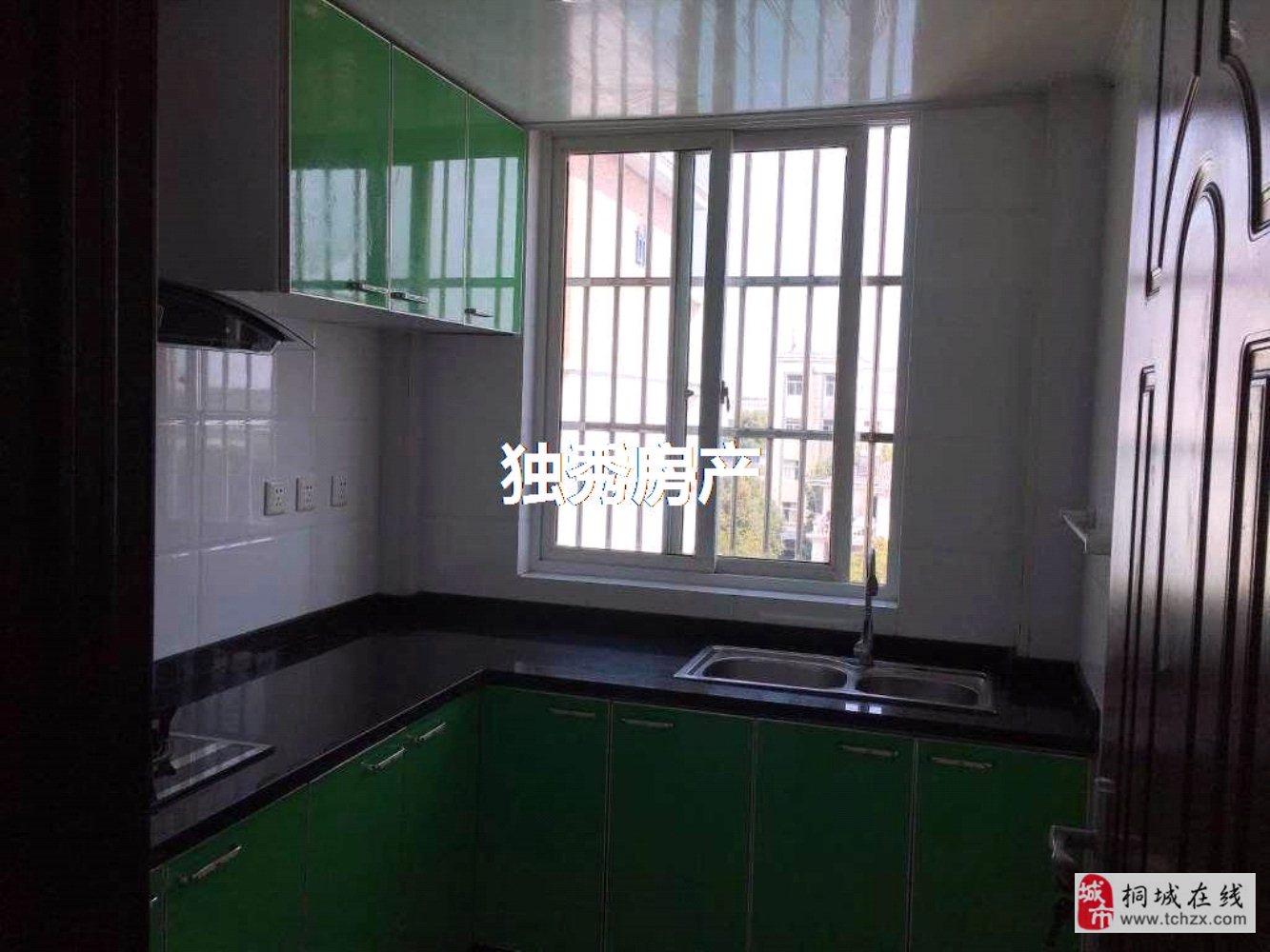 桐乐家园精装修3室2厅1卫54万元